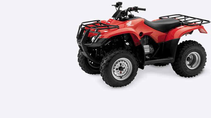 TRX250M Fourtrax | Light Work Farming ATVs | Honda UK