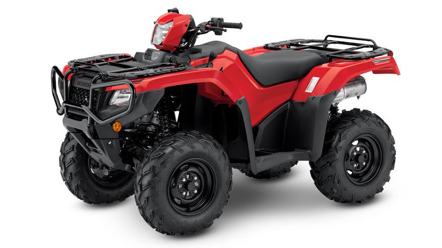 TRX500 Fourtrax Specifications | ATV Specs | Honda UK