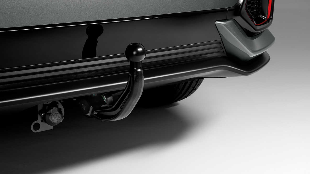 Detachable Tow Bar