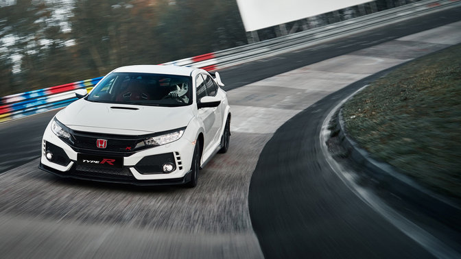New 2017 Civic Type R | Award-Winning Hot Hatch | Honda UK