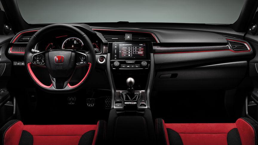 Civic Type R Accessories | Genuine Car Add-Ons | Honda UK