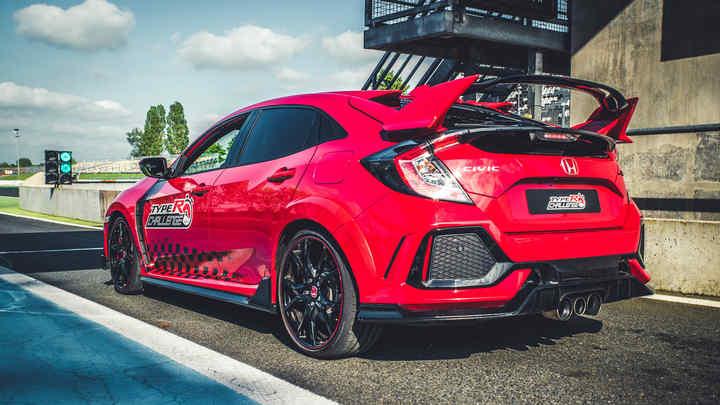 Honda Type R 2018 >> Honda Civic Type R Challenge 2018 Lap Records Honda Uk