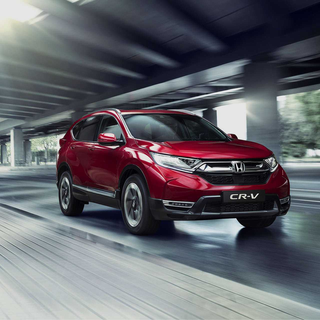 All New Cr V The Redesigned 4x4 Suv Honda Uk 5 Engine Parts Diagram Evolved In Every Way