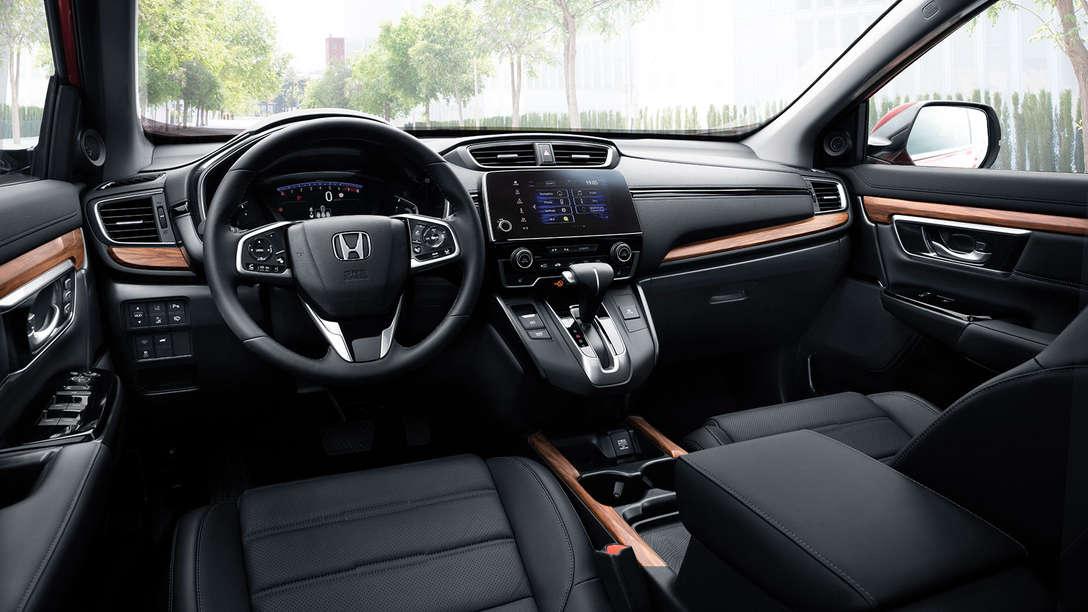 All-New CR-V | The Redesigned 4x4 SUV | Honda UK