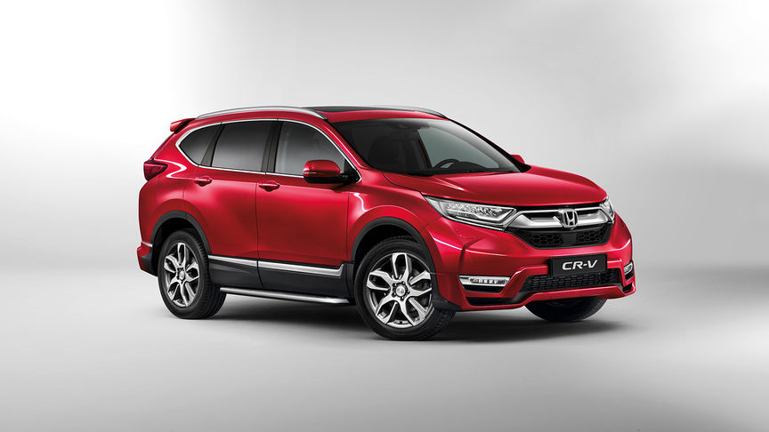 New Cr V Accessories Genuine Suv Add Ons Honda Uk