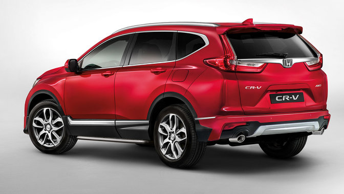 cr  accessories genuine suv add ons honda uk