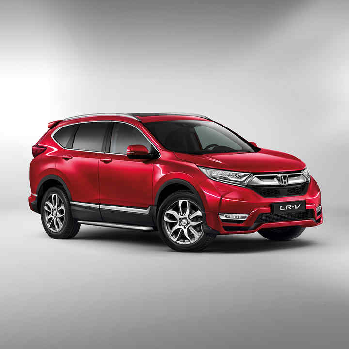 New CR-V Accessories | Genuine SUV Add-Ons | Honda UK
