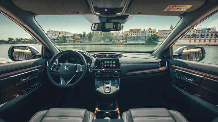 Honda Crv Hybrid >> New Cr V Hybrid Hybrid Suv Design And Features Honda Uk