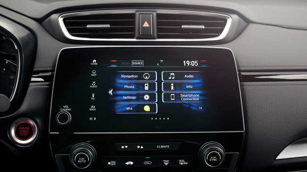 Honda CONNECT infotainment System