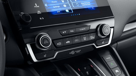 Dual-Zone Climate Control