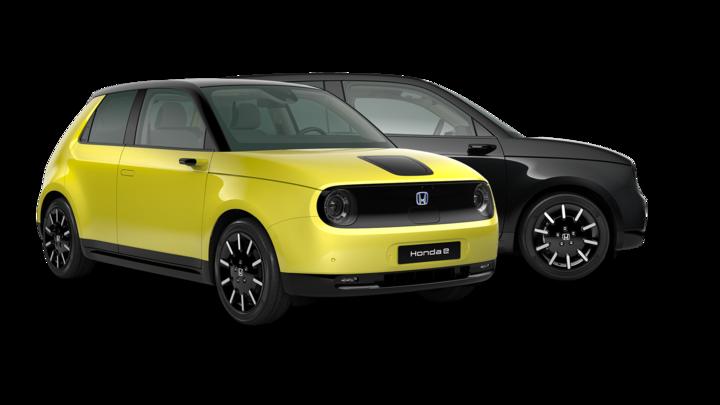 Compare Honda E Electric Car Models Honda Uk