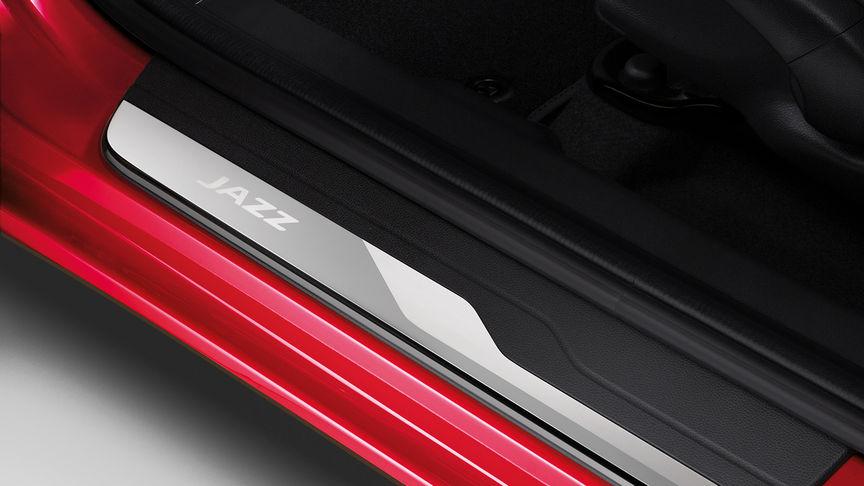 Top view of Honda Jazz door still trims. & Honda Jazz | Accessories | Accessory Packs | Honda cars
