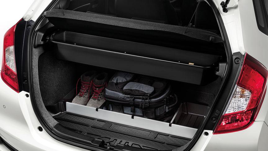 Honda Jazz | Accessories | Accessory Packs | Honda cars