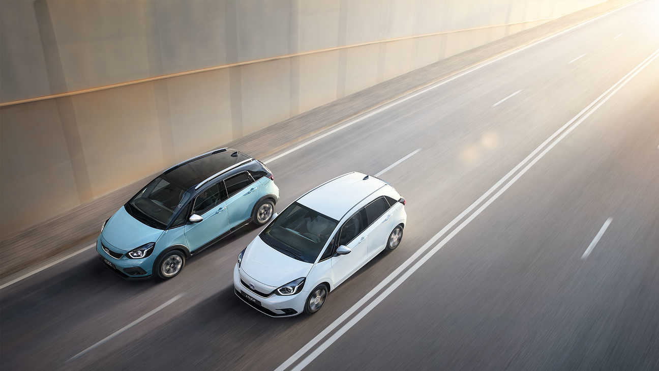 What Car? Car of the Year Awards 2021: Best small car for practicality - Jazz