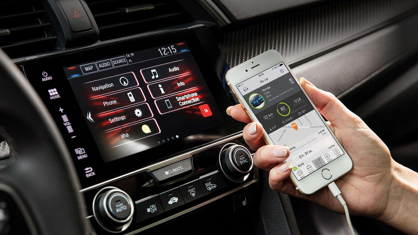 honda app center apk download
