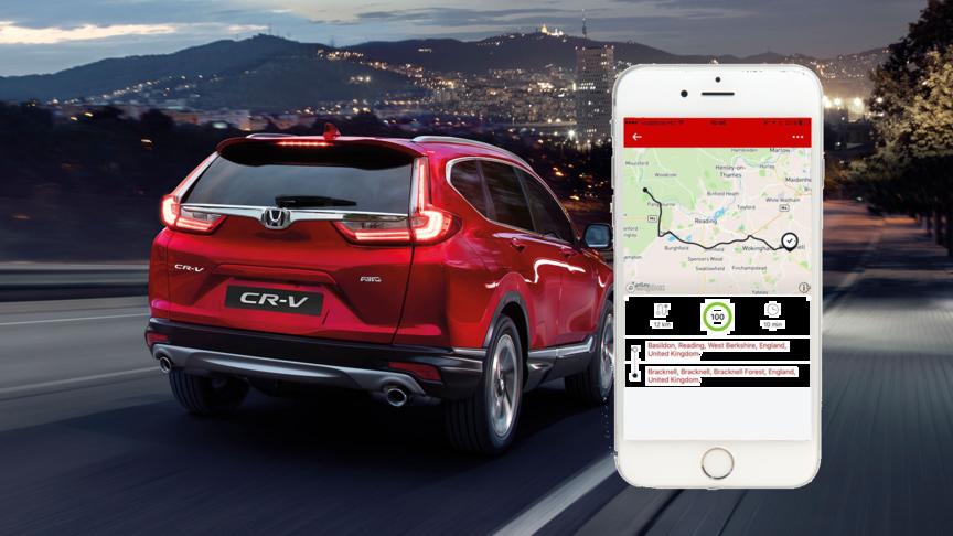 My Honda App | Mobile App for Honda Owners | Honda UK