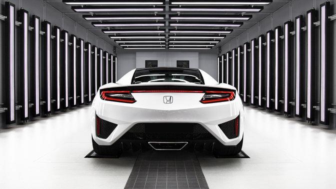 Honda Sports Car Nsx >> Honda NSX | Hybrid Supercars | Honda UK