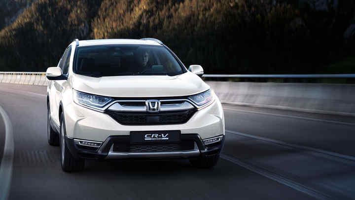 Hybrid Cars | i-MMD Engine Technology | Honda UK