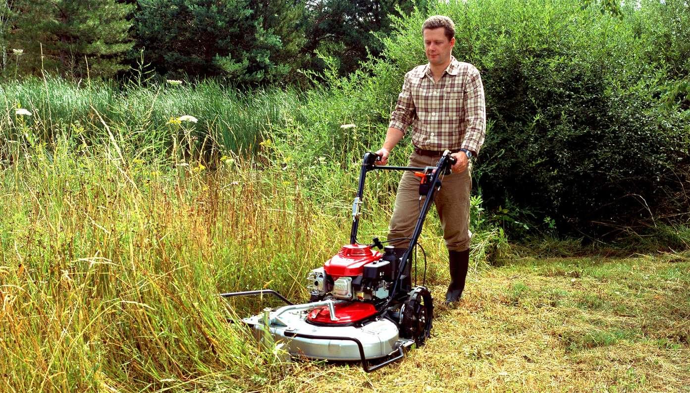 Overview Grass Cutter Lawnmowers Lawn Garden Honda Mower Engine Parts Diagram The 4 Stroke Scythe