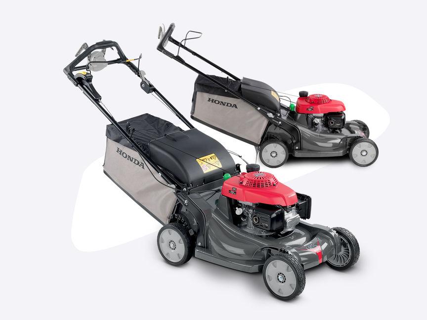 Hrx High Tech Petrol Lawnmowers Honda Uk