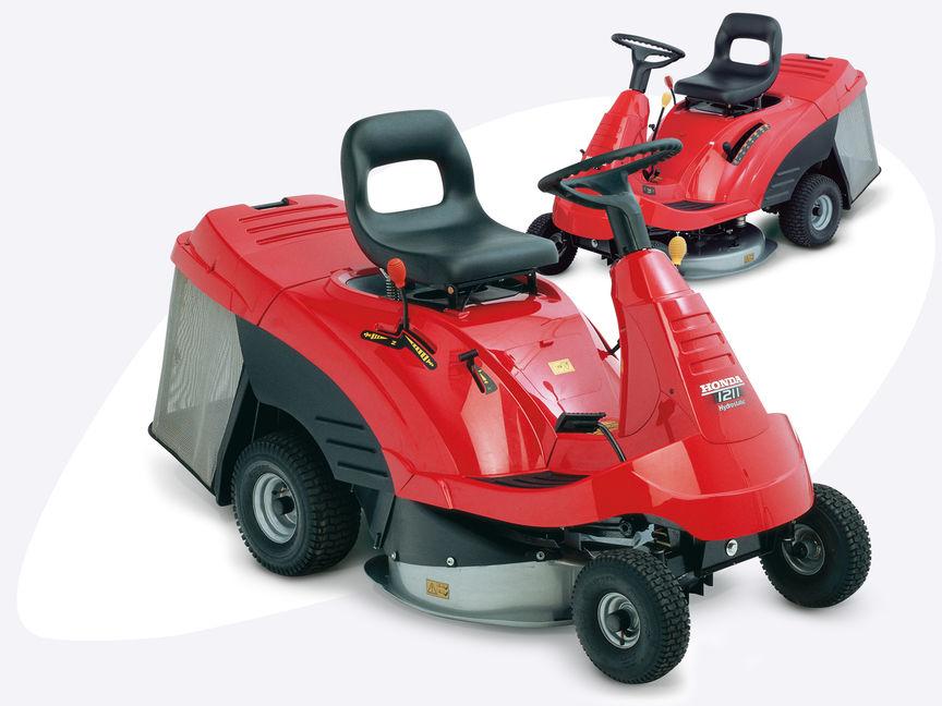 Ride On Lawnmowers Choose A Model Honda Uk