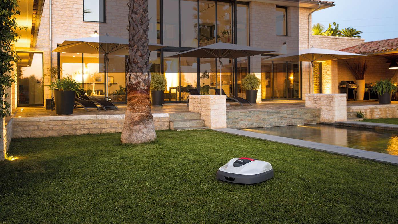 Miimo - Robotic Lawn Mower - Honda