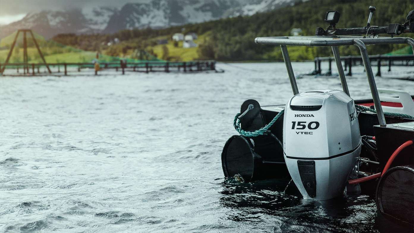 When you're chasing horizons, you want an outboard that delivers optimum  performance with ultimate peace of mind. Whether you've got a speedboat or  a larger ...