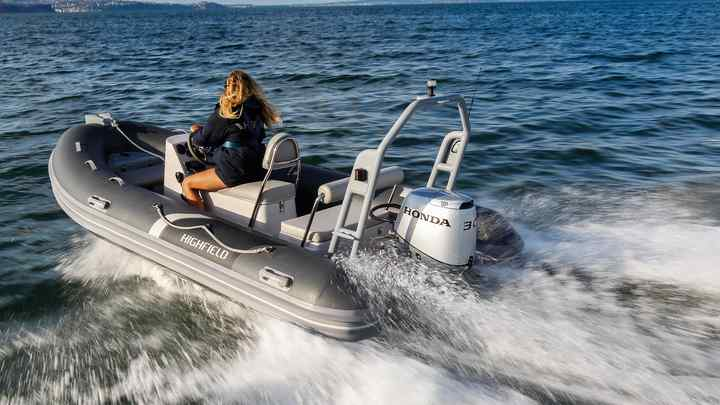 BF30 Horsepower Outboard Boat Engines | Honda UK