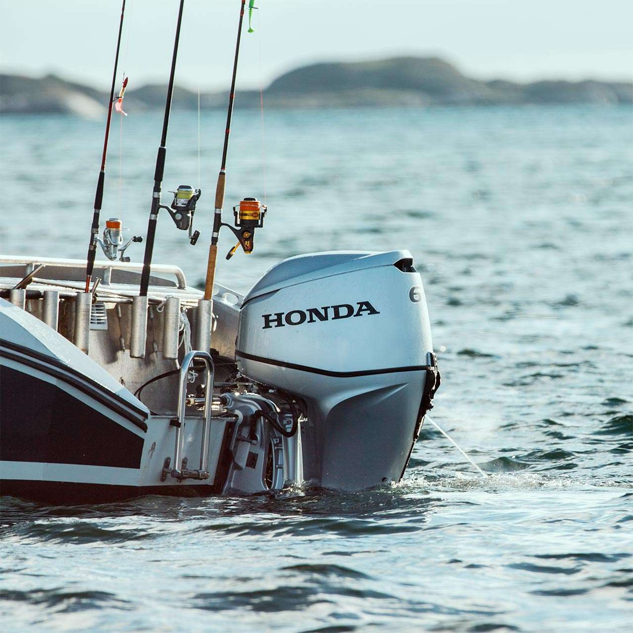 BF60 Horsepower Outboard Boat Engines | Honda UK