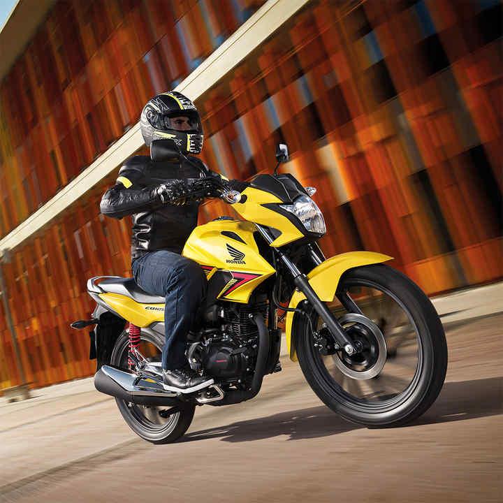 Honda CB125F | Award Winning 125cc Motorbike | Honda UK