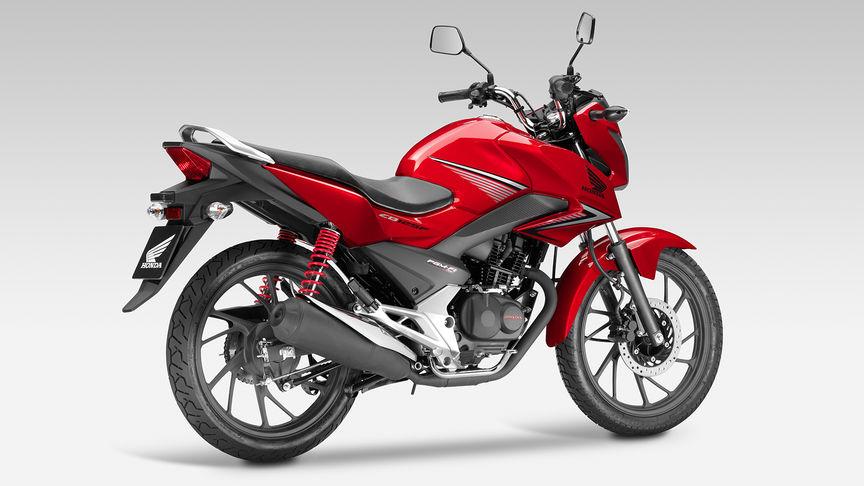 Twin City Honda >> Honda CB125F | Award Winning 125cc Motorbike | Honda UK