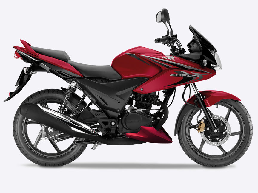 Honda Riding Gear >> CBF125 - A Sleek Commuter |125cc Motorbikes | Honda UK