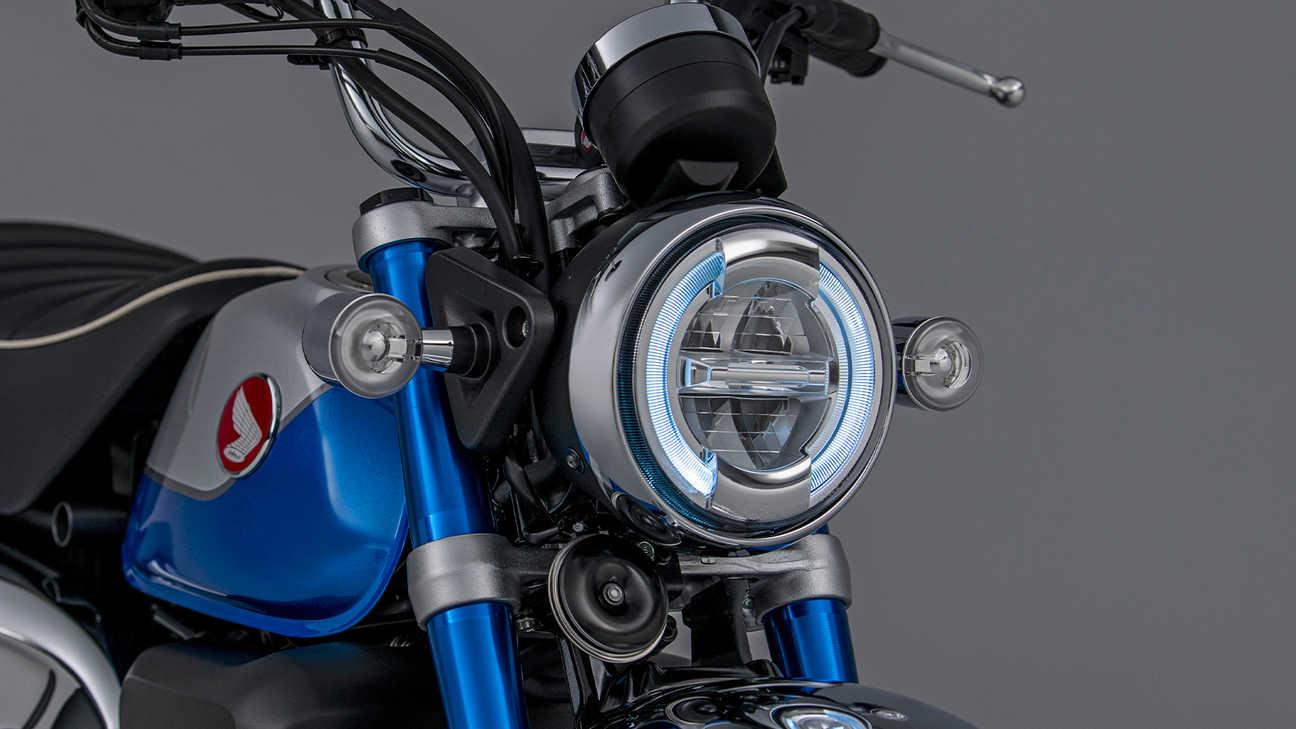 Honda - Monkey - Full LED lighting