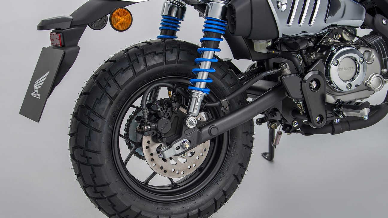 Honda - Monkey - Sturdy chassis
