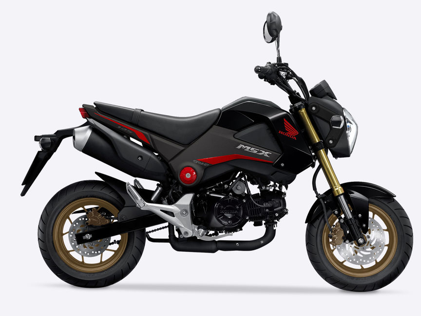 msx125 tough sporty 125cc motorbikes honda uk. Black Bedroom Furniture Sets. Home Design Ideas
