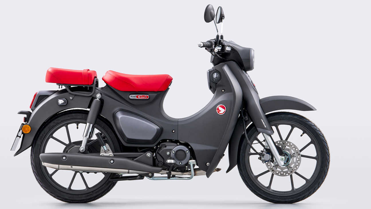 Honda - Super Cub C125 - Efficient day in, day out reliability