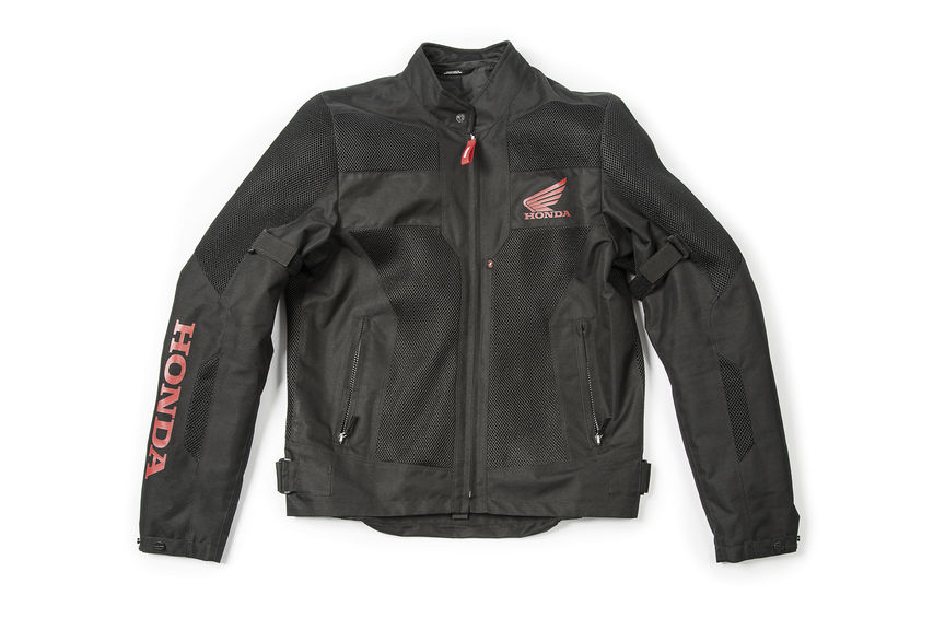Honda Spidi Mesh Jacket Black