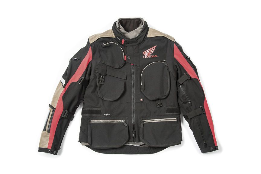 Honda Spidi Adventure Jacket Black
