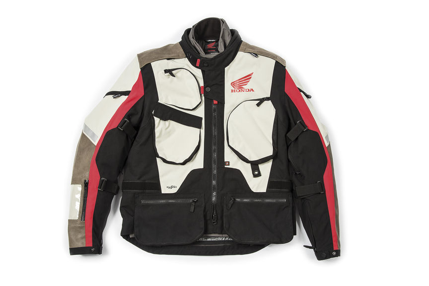 Honda Spidi Adventure Jacket Ice