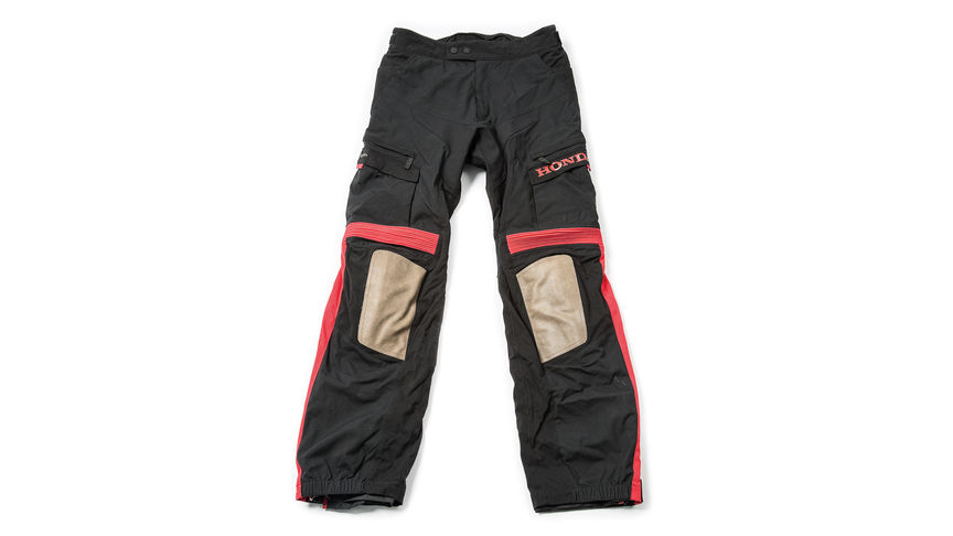 Honda Spidi Adventure Trousers Black