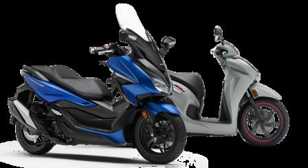 Motorbike Looking Scooters - Popular Motorbike 2017
