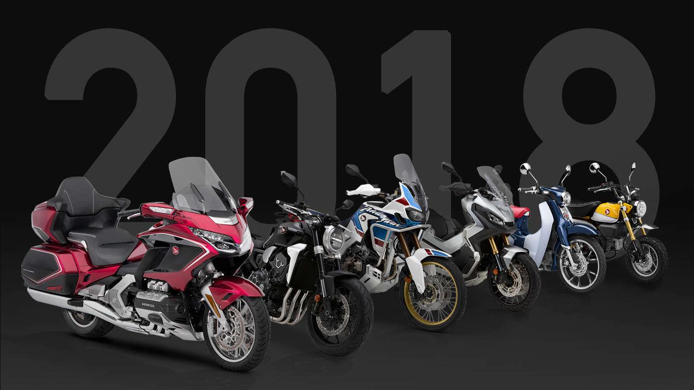 Coming Soon Range Motorcycles Honda