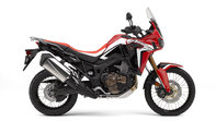 Honda Africa Twin side view