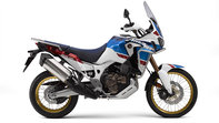 Honda Africa Twin adventure sports side view