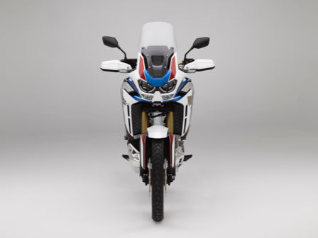 Honda Africa Twin Adventure Sports, front