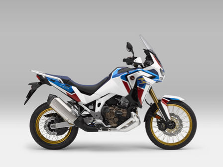 Honda Africa Twin Adventure Sports, right side