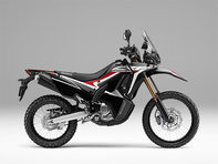 CRF250 Rally black right side