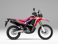 CRF250 Rally red right side