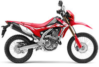 CRF250L right side