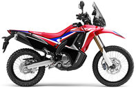 CRF250 Rally right side
